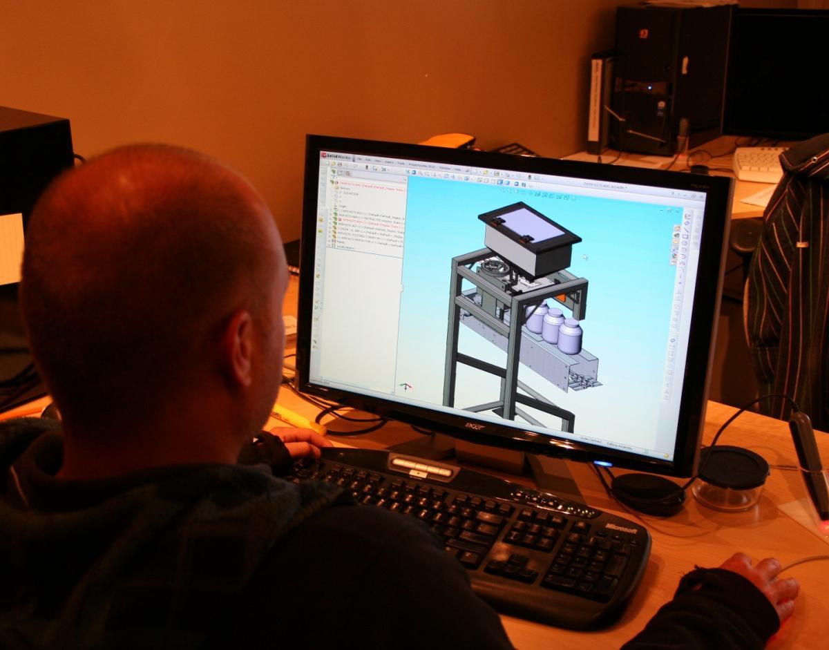 Solidworks design software