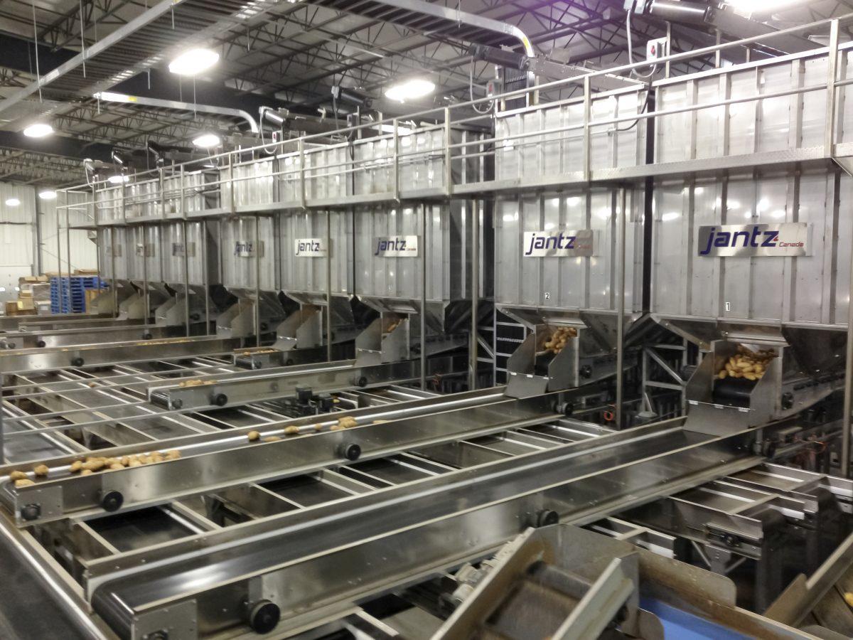Bulk Evenflow fresh produce storage solutions