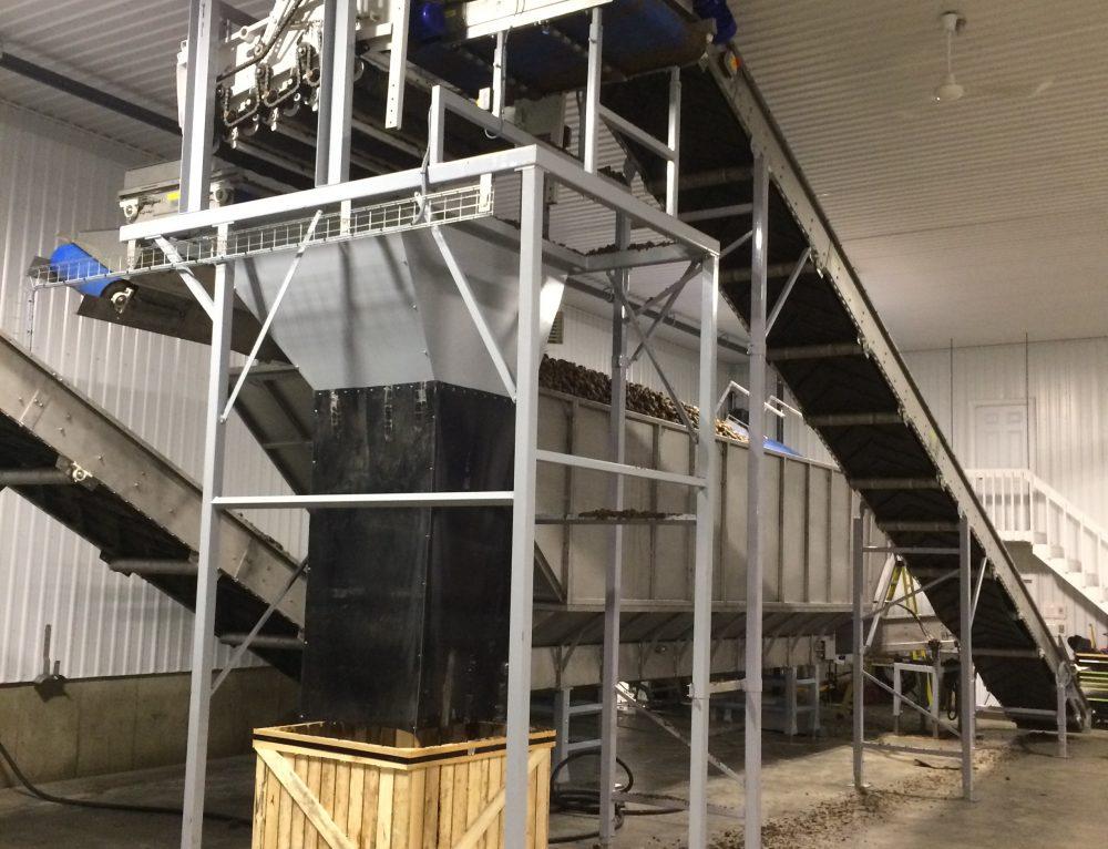 Potato processing on Canada's east coast