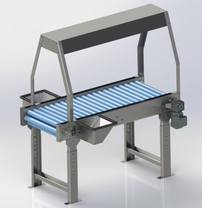 roller inspection tables conveyors