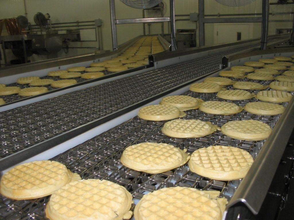 Bakery Conveyors Cooling Conveyors Sanitary Design