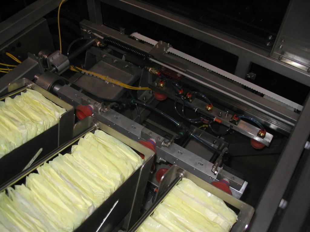 custom insertion machine