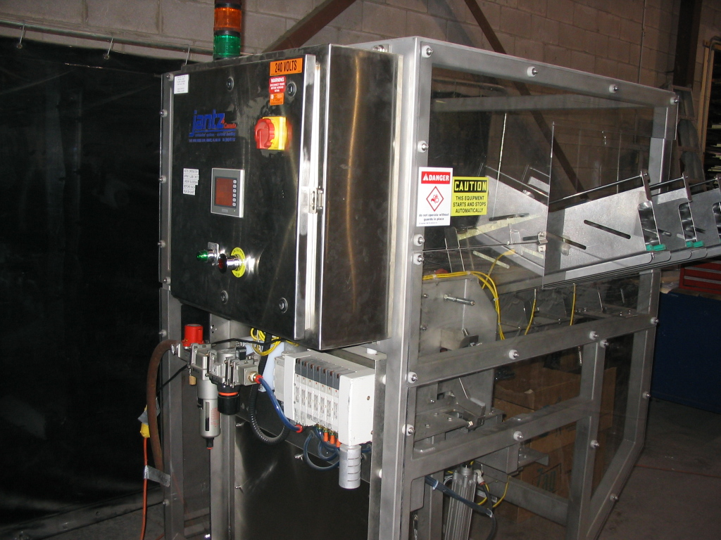 Automated Pick And Place