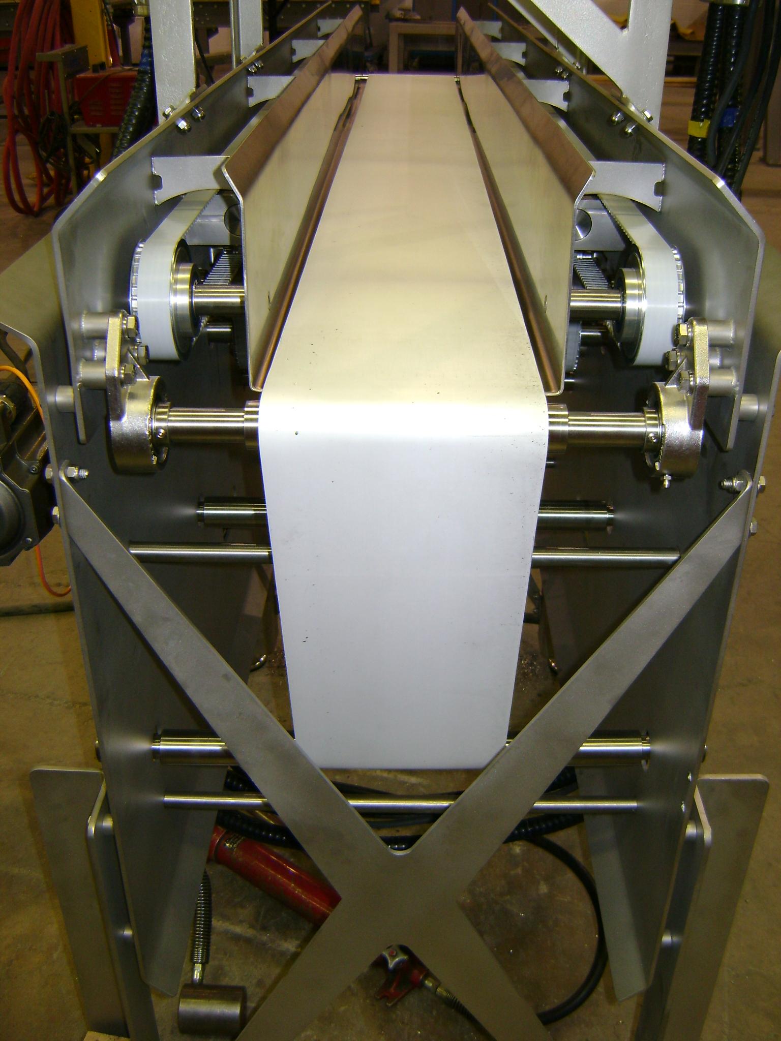Telescopic Depositor Conveyor